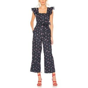 Rebecca Taylor•Floral Jumpsuit•NWT
